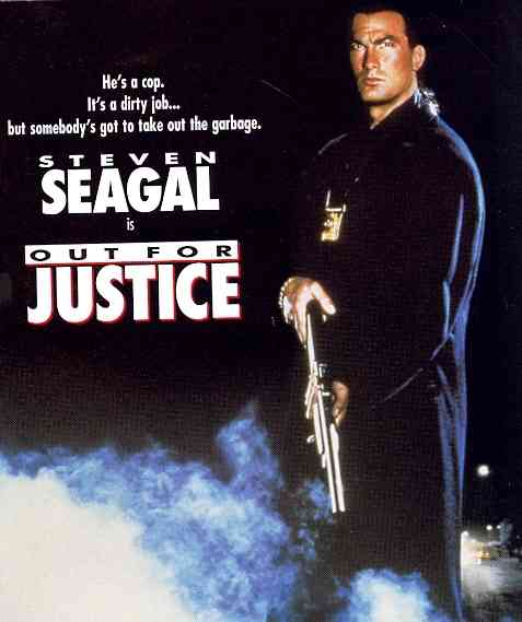 OUT FOR JUSTICE BY SEAGAL,STEVEN (Blu-Ray)